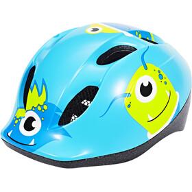 MET Buddy - Casque de vélo Enfant - bleu/turquoise